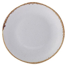 Porland Seasons Dinner Plate D18cm Grey