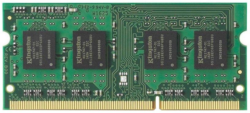 Kingston 8GB 1600MHz DDR3L KVR16LS11/2x4+PAUSCHALE Upgrade
