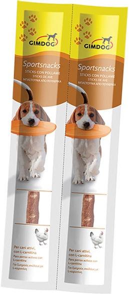 Gimborn Sport Snacks Sticks Poultry 2pcs