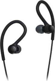 Audio-Technica ATH-SPORT10 In-Ear Earphones Black