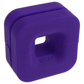 NZXT Puck Headset Mount Purple