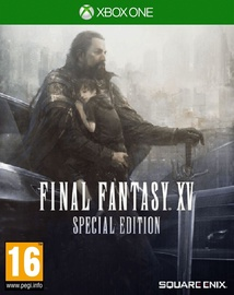 Final Fantasy XV Day One Edition Stellbook Special Edition Xbox One