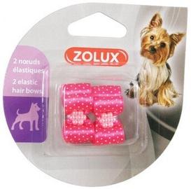 Zolux 2 Elastic Hair Bows