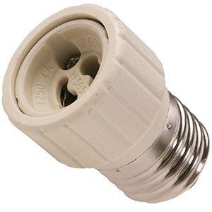 Reml Bulb Socket Adapter E27/GU10