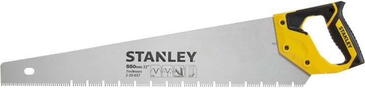 Stanley DynaGrip JetCut Saw 550mm