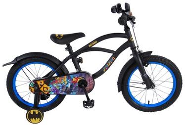 """Laste jalgratas Volare Children's Batman, must, 16"""""""
