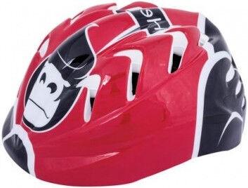 Spokey Ape Childrens Helmet Red/Black 48-52cm