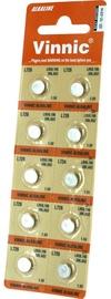 Vinnic AG2 L726 LR59 Batteries 10x