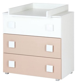 Klups Chest Of Drawers Paula Latte