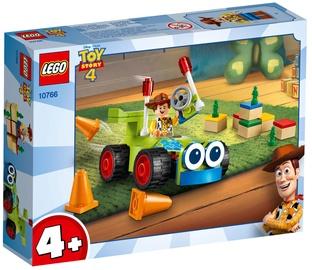 Konstruktor LEGO®4+ 10766 Woody ja RC