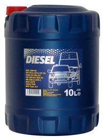 Mootoriõli Mannol Diesel 15W-40, 10l