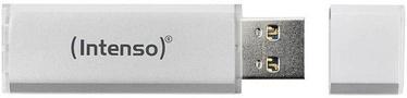 USB флеш-накопитель Intenso Alu Silver, USB 2.0, 4 GB