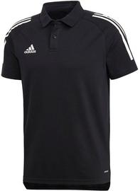 Adidas Mens Condivo 20 Polo Shirt ED9249 Black M