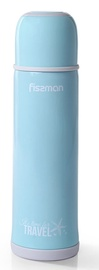 Fissman Vacuum Bottle 480 ml Light Blue