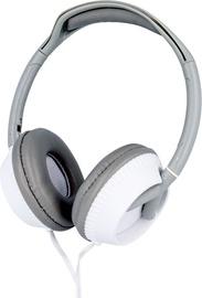 Kõrvaklapid Forever CM-400 White/Gray