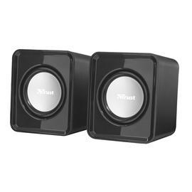 Trust Leto 2.0 Speaker Set Black