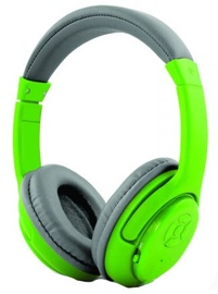 Esperanza Wireless Bluetooth Headphones Libero Green