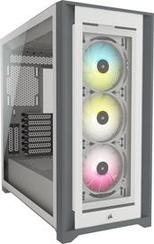Corsair iCUE 5000X RGB TG Mid-Tower ATX White
