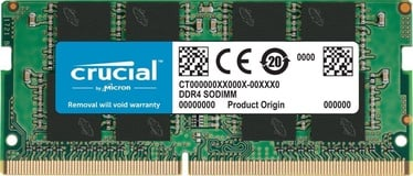 Crucial 8GB 2666MHz CL19 DDR4 CT8G4SFRA266