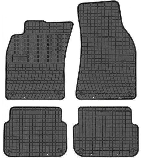 Frogum Audi A6-C6 2004-2006 Rubber Floor Mats