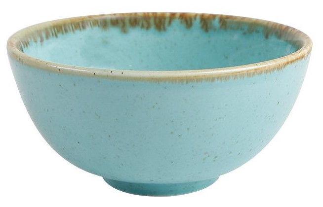 Porland Seasons Bowl D13cm Turquoise