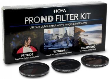 Hoya Filter Kit Pro ND 77mm