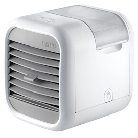 Homedics MyChill Plus Personal Space Cooler White/Grey