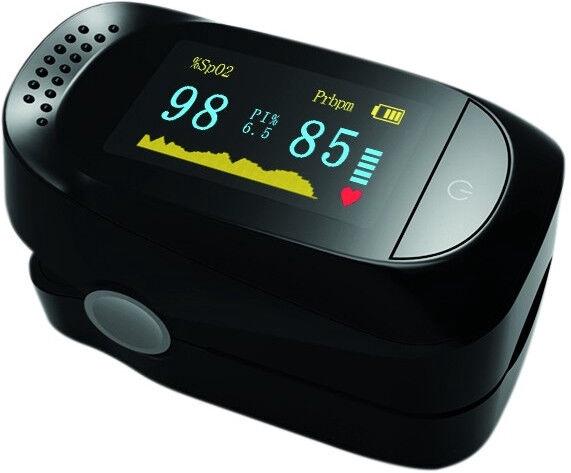 Oromed Pulse Oximeter Black