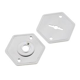 Prosam Keyhole Covers 070198/70045
