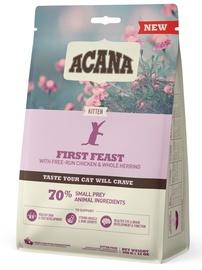 Acana First Feast Kitten Food With Chicken & Herring 340g