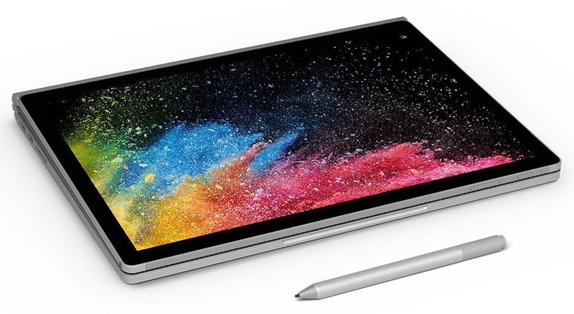 Microsoft Surface Book 2 FVH-00004
