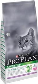 Purina Pro Plan Sterilised Optirental Cat Food With Turkey 10kg