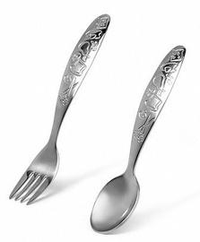 Fissman Le Bebe Cutlery Set 2pcs