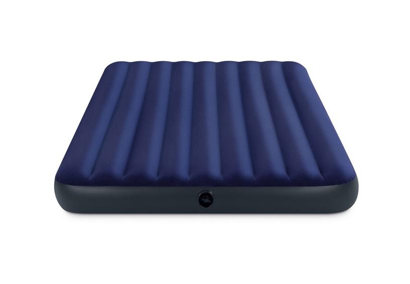 Madrats täispuhutav Intex sinine 152x203x22cm