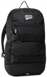 Puma Deck Backpack 076905 01 Black