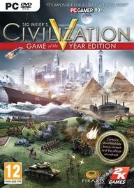 Sid Meier's Civilization V GOTY PC