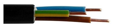 KAABEL 3X2,5 CYKY-J (VVG) MUST (100)