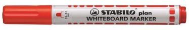 Stabilo Plan Whiteboard Marker Red