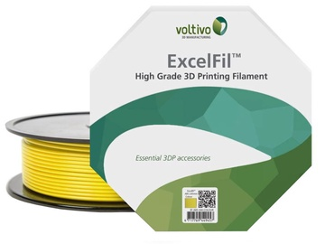 Voltivo ABS Filament Cartridge 1.75 mm Yellow