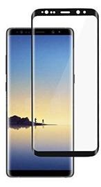 Swissten Ultra Durable 3D Premium Screen Protector For Samsung Galaxy Note 8 Black