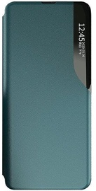 Mocco Smart Flip Cover Case Samsung Galaxy A71 Green