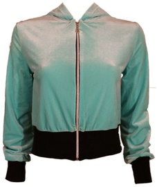Bars Womens Sport Jacket Green/Black 77 S