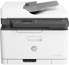 Laserprinter HP MFP 179fnw, värviline