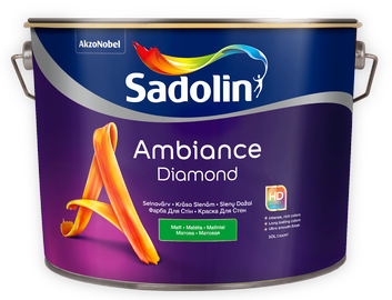 PAINT AMBIANCE DIAMOND BW 10L