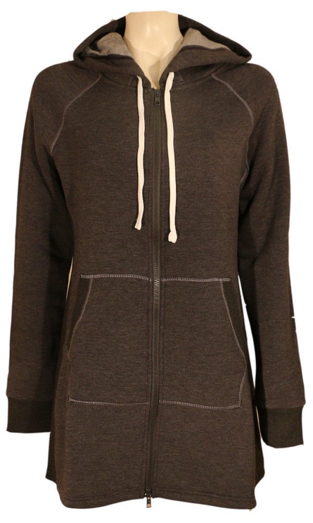Bars Womens Jacket Brown 149 L
