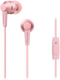 Pioneer SE-C3T In-Ear Earphones Pink