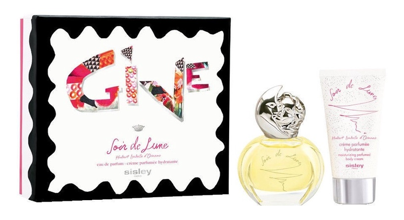 Sisley Soir De Lune Give 100ml EDP + 150ml Body Cream