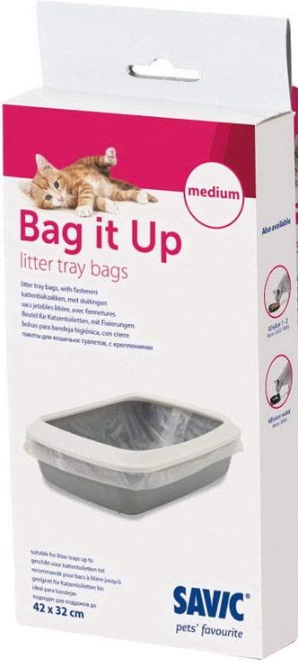 Savic Bag It Up Medium 12pcs