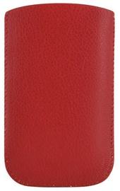 4World Versitale Case 12x6.5cm Red