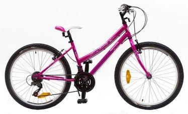 """Lastejalgratas Kenzel Yum 24"""" Pink 17"""